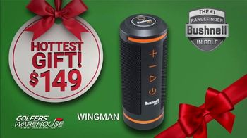 Golfers' Warehouse TV Spot, 'Holidays: Bushnell' - Thumbnail 4