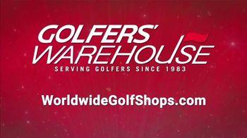 Golfers' Warehouse TV Spot, 'Holidays: Titleist' Featuring Justin Thomas - Thumbnail 6