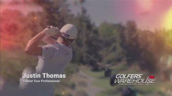 Golfers' Warehouse TV Spot, 'Holidays: Titleist' Featuring Justin Thomas - Thumbnail 1