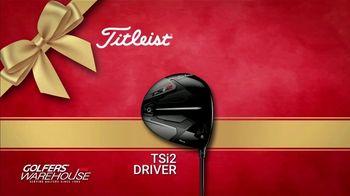 Golfers' Warehouse TV Spot, 'Holidays: Titleist' Featuring Justin Thomas - Thumbnail 2