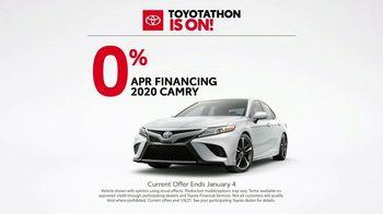 Toyota Toyotathon TV Spot, 'Back Home' [T1] - Thumbnail 6