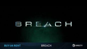 DIRECTV Cinema TV Spot, 'Breach' - 7 commercial airings