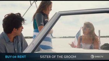 DIRECTV Cinema TV Spot, 'Sister of the Groom' - Thumbnail 4