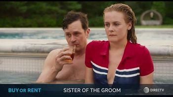 DIRECTV Cinema TV Spot, 'Sister of the Groom' - Thumbnail 6