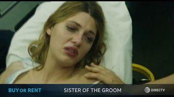 DIRECTV Cinema TV Spot, 'Sister of the Groom' - Thumbnail 7