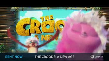 DIRECTV Cinema TV Spot, 'The Croods: A New Age' - Thumbnail 1