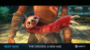DIRECTV Cinema TV Spot, \'The Croods: A New Age\'