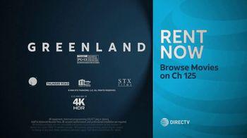 DIRECTV Cinema TV Spot, 'Greenland' - Thumbnail 10