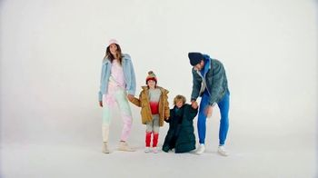 Gap TV Spot, 'Holidays: Hibernation Chic Family: Up to 60% Off' Song by Karen O