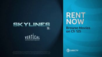 DIRECTV Cinema TV Spot, 'Skylines' - Thumbnail 10