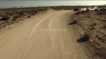 2021 Genesis G70 TV Spot, 'Crafted to Perform' [T2] - Thumbnail 4