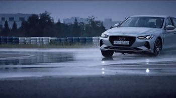 2021 Genesis G70 TV Spot, 'Crafted to Perform' [T2]