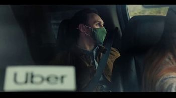 Uber TV Spot, 'Thank You to All Drivers and Delivery People' - Thumbnail 2