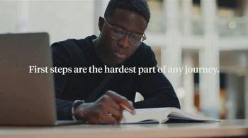 Clemson University TV Spot, 'Let's Begin: First Steps' Song by CHPTRS