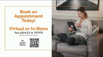 Ashley HomeStore Black Friday Weekend Sale TV Spot, 'Continued: 25% Off or 0% Interest' - Thumbnail 6