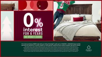Ashley HomeStore Black Friday Weekend Sale TV Spot, 'Continued: 25% Off or 0% Interest' - Thumbnail 4