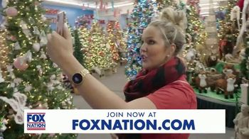 FOX Nation TV Spot, 'A Craze Called Christmas' - Thumbnail 2