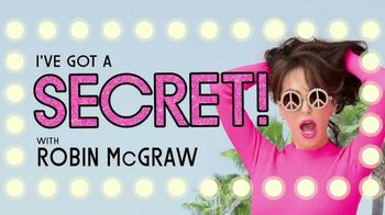 I've Got A Secret! With Robin McGraw TV Spot, 'The Many Secrets' - Thumbnail 6