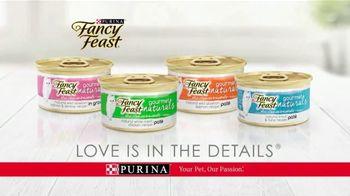 Fancy Feast Gourmet Naturals Recipes TV Spot, 'Delightfully Easy' - Thumbnail 8