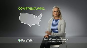 Pure TalkUSA TV Spot, 'Why Thousands Are Switching' - Thumbnail 4