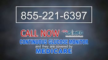 United States Medical Supply TV Spot, 'Attention Medicare Customers With Diabetes' - Thumbnail 4