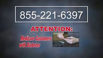United States Medical Supply TV Spot, 'Attention Medicare Customers With Diabetes' - Thumbnail 1