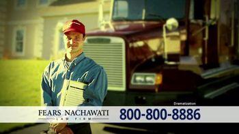 Fears Nachawati TV Spot, 'Transported by Trucks'
