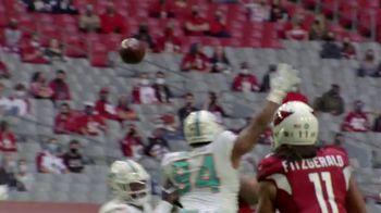 Amazon Prime Video TV Spot, 'NFL Football: 49ers @ Cardinals' - Thumbnail 2