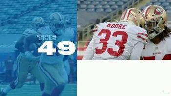 Amazon Prime Video TV Spot, 'NFL Football: 49ers @ Cardinals' - Thumbnail 3