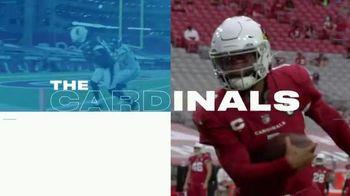 Amazon Prime Video TV Spot, 'NFL Football: 49ers @ Cardinals' - Thumbnail 4