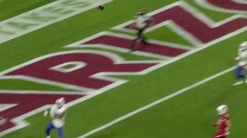 Amazon Prime Video TV Spot, 'NFL Football: 49ers @ Cardinals' - Thumbnail 5