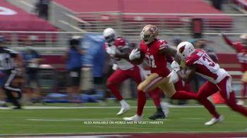 Amazon Prime Video TV Spot, 'NFL Football: 49ers @ Cardinals' - Thumbnail 6