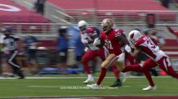Amazon Prime Video TV Spot, 'NFL Football: 49ers @ Cardinals'