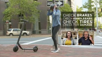 U.S. Consumer Product Safety Commission TV Spot, 'Be a Champion: eScooter Safety' - Thumbnail 2