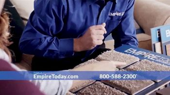 Empire Today 75% Off Sale TV Spot, 'Now's the Time to Get New Floors' - Thumbnail 3