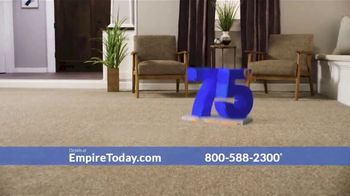 Empire Today 75% Off Sale TV Spot, 'Now's the Time to Get New Floors' - Thumbnail 5