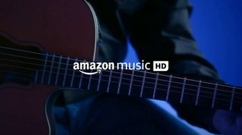Amazon Music HD TV Spot, 'Thunder' Featuring Garth Brooks - Thumbnail 1