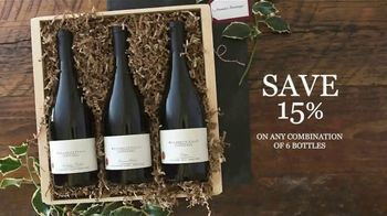 Willamette Valley Vineyards TV Spot, 'Holidays: Save 15%' - Thumbnail 2