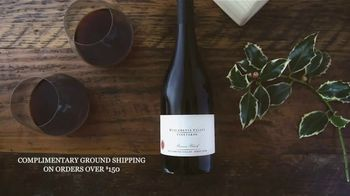 Willamette Valley Vineyards TV Spot, 'Holidays: Save 15%' - Thumbnail 4