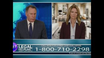 Weitz & Luxenberg P.C. TV Spot, 'Legal Helpline: Mesothelioma'