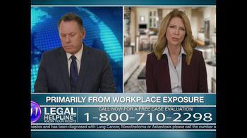 Weitz & Luxenberg P.C. TV Spot, 'Legal Helpline: Mesothelioma' - Thumbnail 3