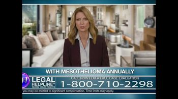 Weitz & Luxenberg P.C. TV Spot, 'Legal Helpline: Mesothelioma' - Thumbnail 4