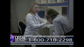 Weitz & Luxenberg P.C. TV Spot, 'Legal Helpline: Mesothelioma' - Thumbnail 9