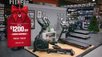 Dick's Sporting Goods TV Spot, 'Last Minute Gifts: Cardio Equipment, Shoes, Outerwear & Gift Cards' - Thumbnail 4
