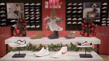 Dick's Sporting Goods TV Spot, 'Last Minute Gifts: Cardio Equipment, Shoes, Outerwear & Gift Cards' - Thumbnail 5
