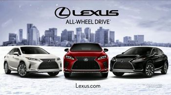 Lexus RX TV Spot, 'New England Winter: All-Wheel Drive Reinvented' [T2] - Thumbnail 5