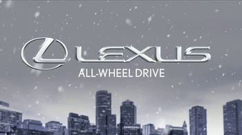 Lexus RX TV Spot, 'New England Winter: All-Wheel Drive Reinvented' [T2] - Thumbnail 3