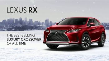 Lexus RX TV Spot, 'New England Winter: All-Wheel Drive Reinvented' [T2] - Thumbnail 4