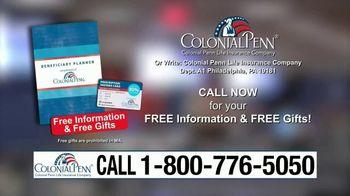 Colonial Penn TV Spot, 'The Talk' - Thumbnail 10