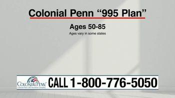 Colonial Penn TV Spot, 'The Talk' - Thumbnail 6